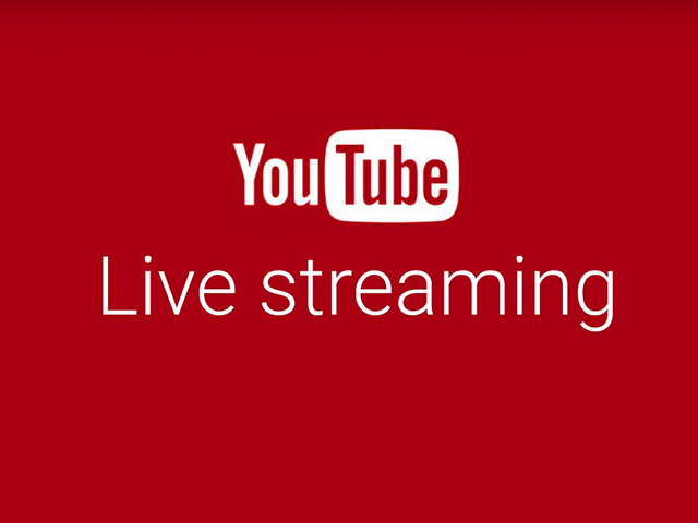 Hold live streamings on YouTube to benefit from its numerous advantages.