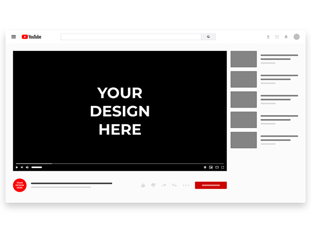 well-designed video thumbnails are a key metric for your videos to get more attention.